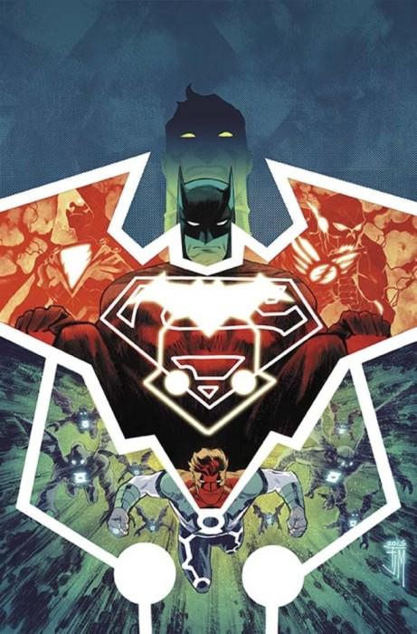 Justice League Gods and Men