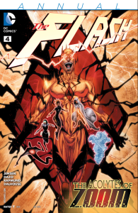 flash annual 4