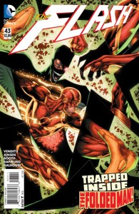 Flash 43 Cover