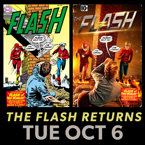Flash of Two Worlds - TV Style
