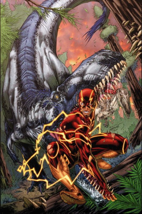 Flash vol.7: Savage World