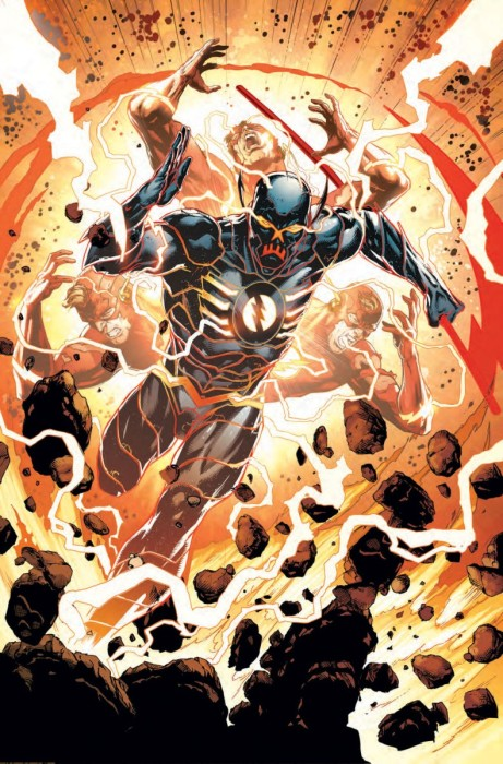 Justice League 44: Flash as the Black Racer