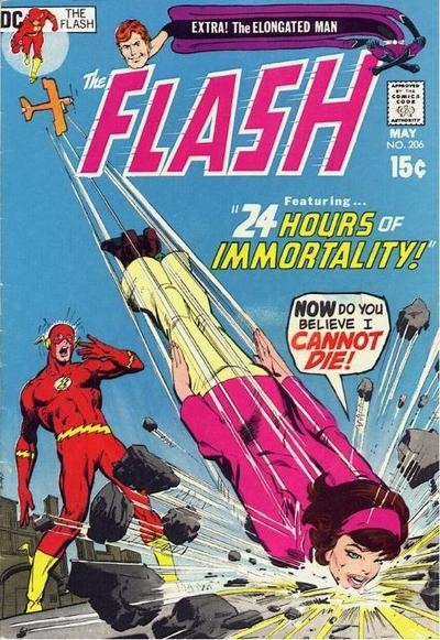 Flash #206: 24 Hours of Immortality