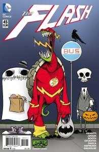 Flash 45 Monster Variant