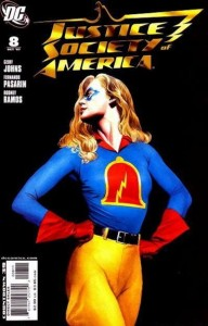 Justice Society of America #8 (Liberty Belle II)