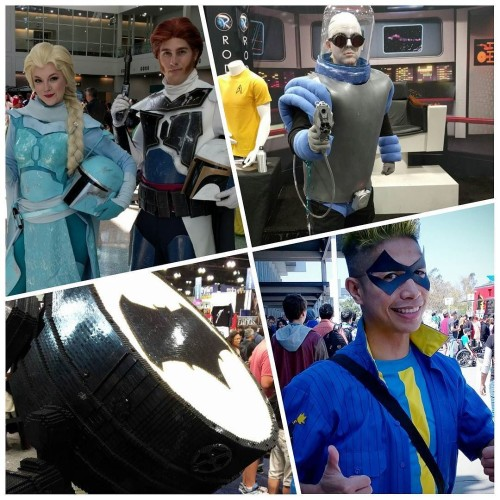 WonderCon 2016 Collage