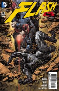 Flash 50 Batman vs Superman Variant