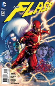Flash 50 Cover