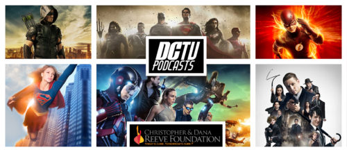 DCTV Podcast Reeve Foundation