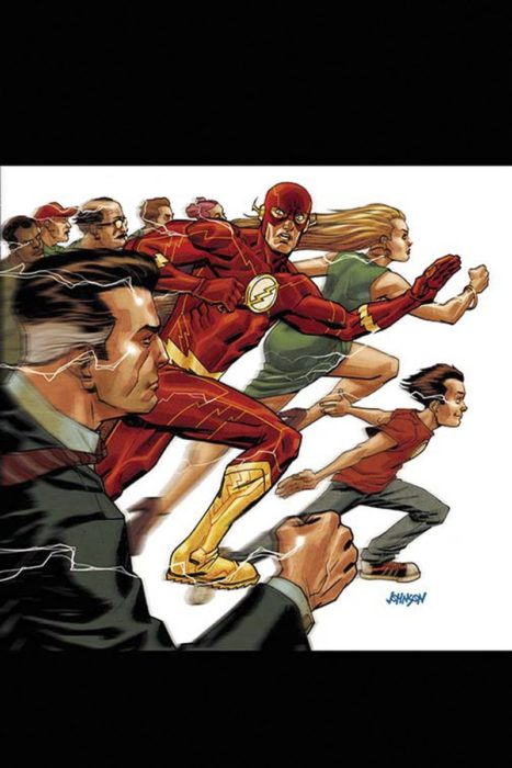 Flash 3 Variant Cover