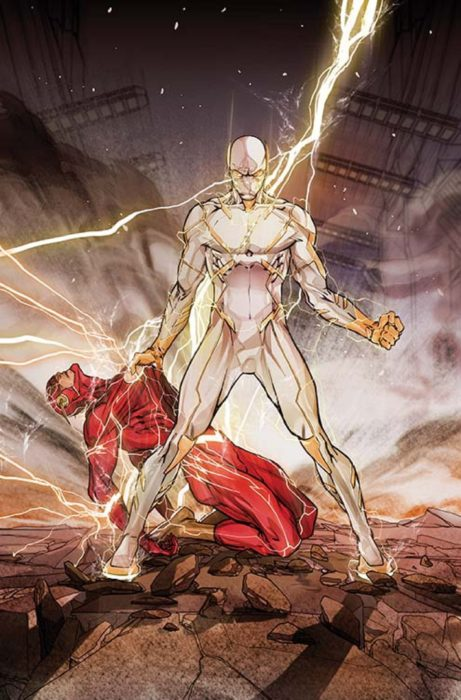 flash godspeed dc comics