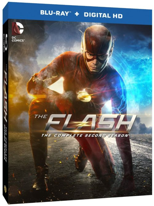 Flash Season 2 Blu-Ray