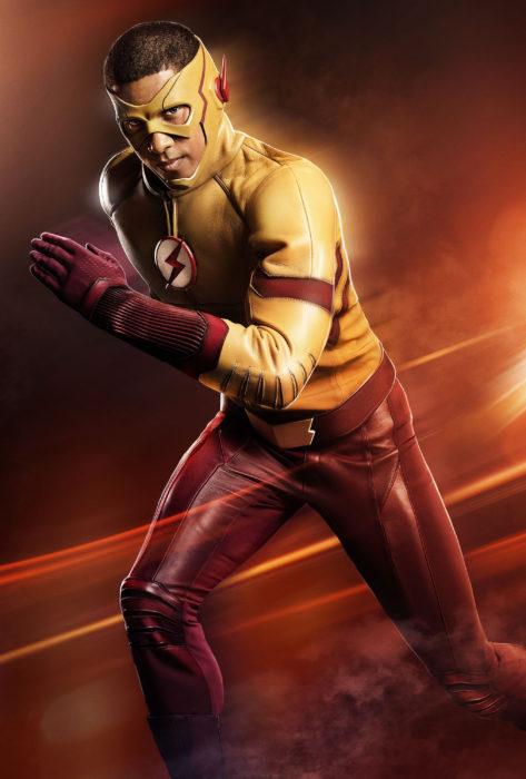 CW Kid Flash 1