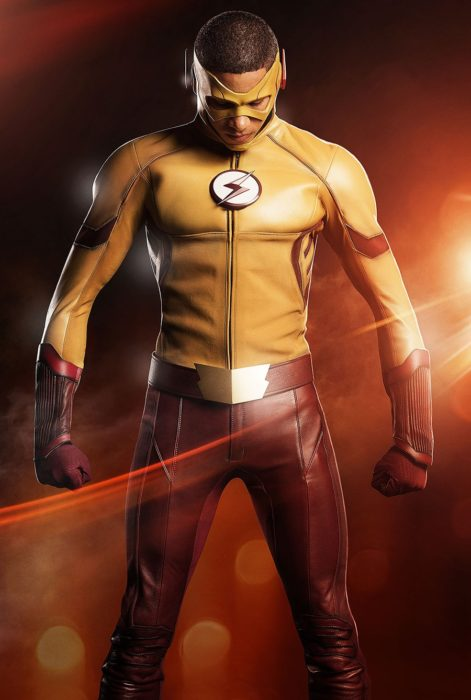 CW Kid Flash 2