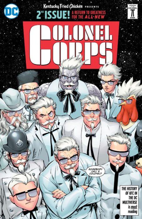 KFC: Colonel Corps
