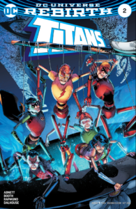 titans 2 cover