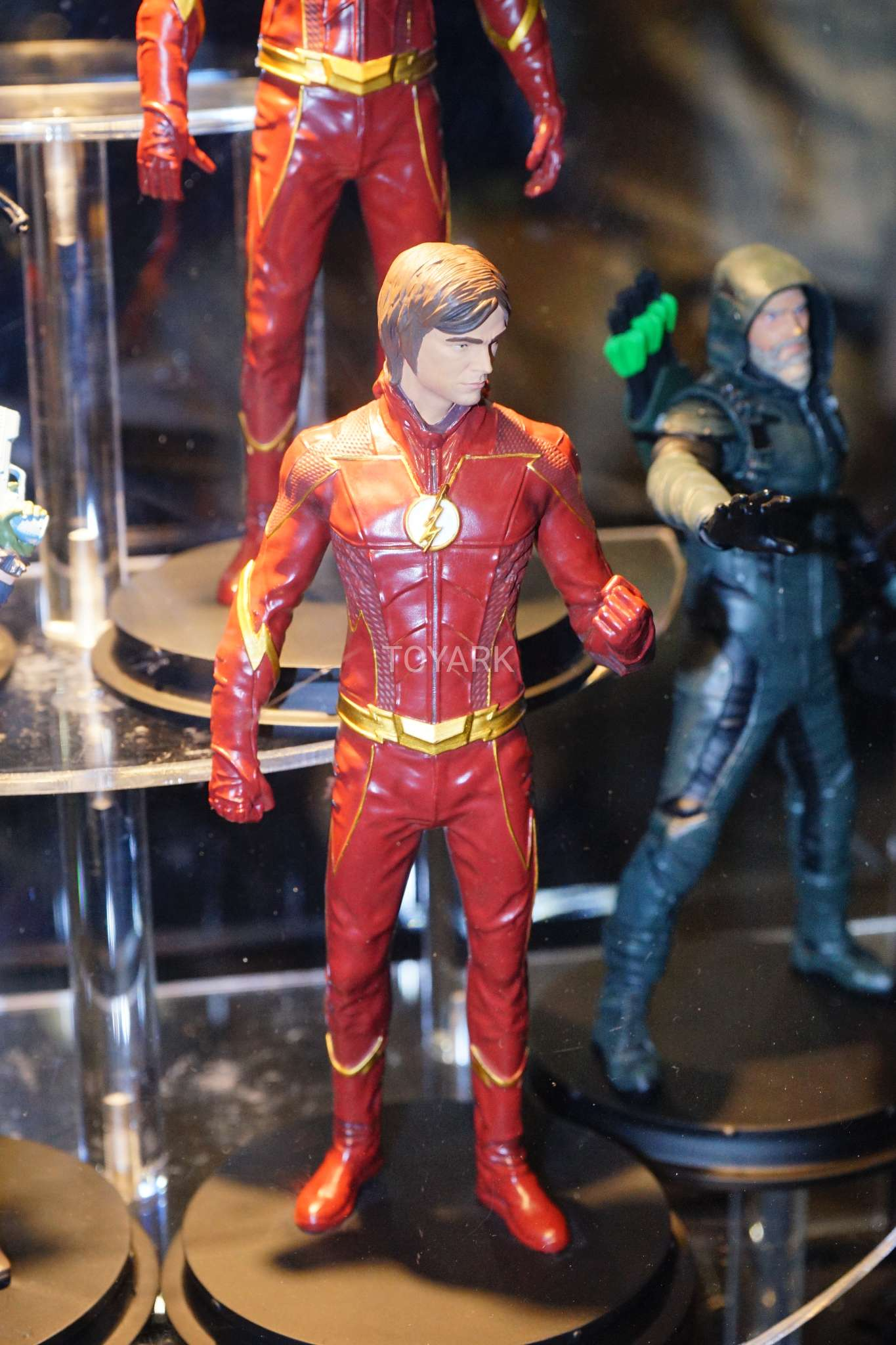 Dc Toys 2018 : Toy fair icon heroes speed force